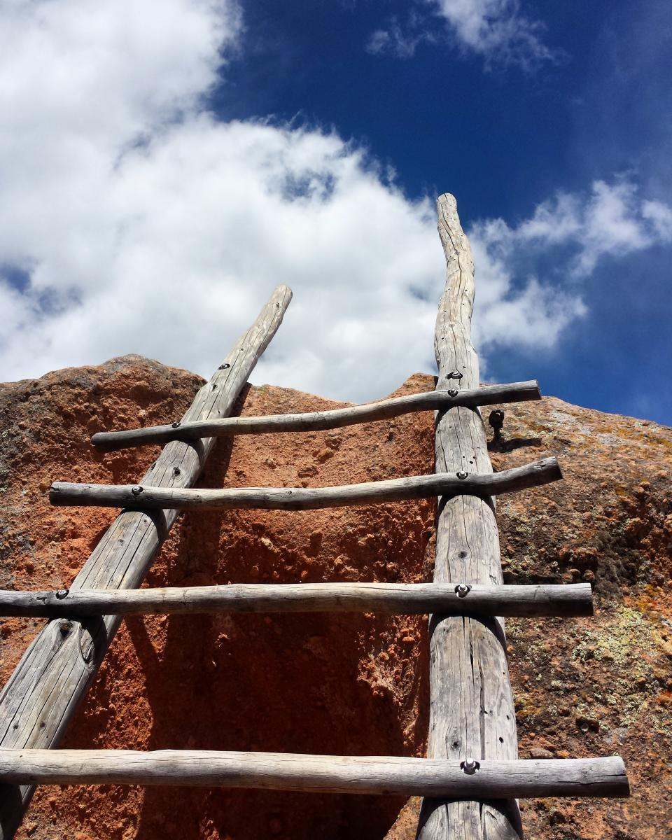 Bandelier Ladder
