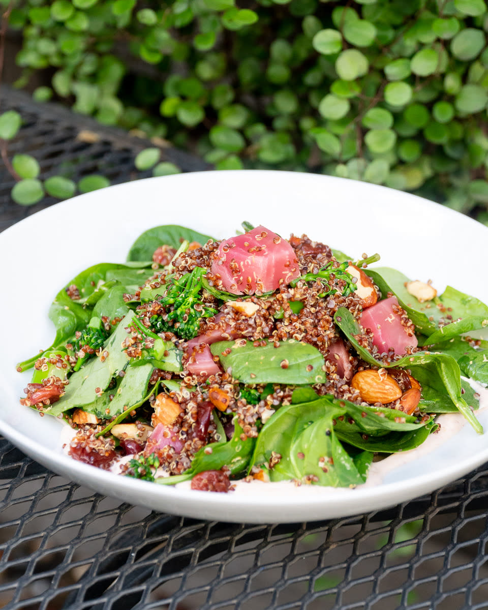 Hook & Ladder Quinoa Salad