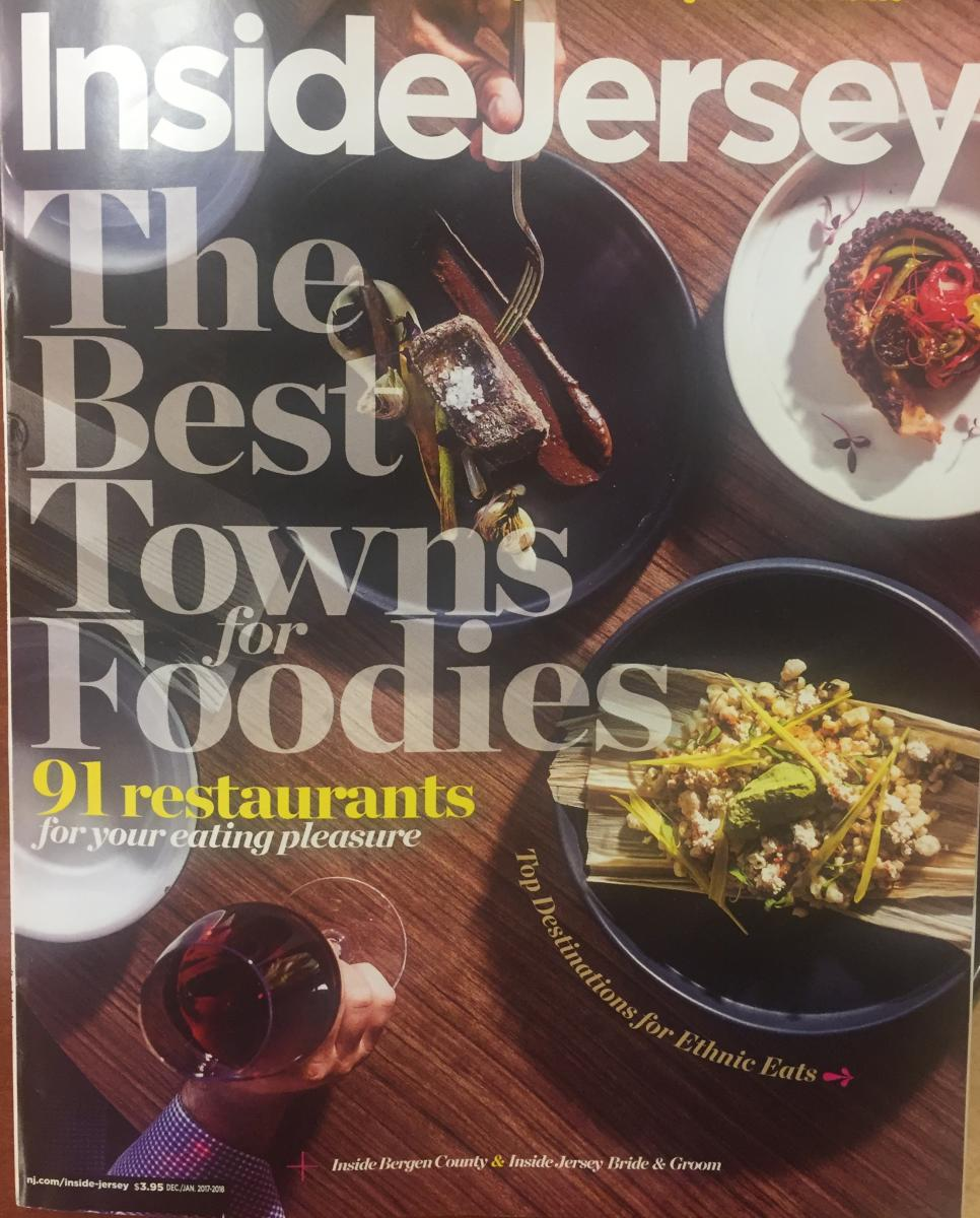 Inside Jersey: The Best Towns for Foodies