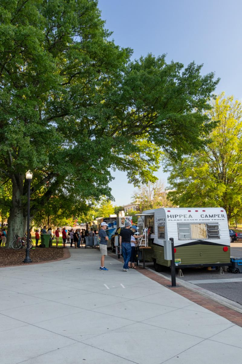 Jazz in the Park Food Trucks