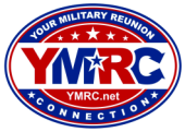 Your Military Reunion Connection Logo