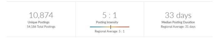 Job Posting Analytics