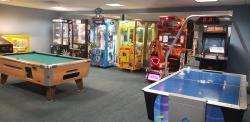 Delavan Lake Resort Arcade