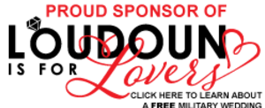 Loudoun is for Lovers Sponsor Badge