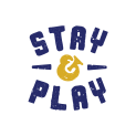 Stay & Play Logo Circle Large
