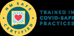 NM Safe Certified Logo