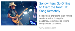 House of Songs - News Article