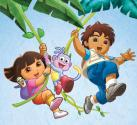 Swing into an adventure with Dora and Diego from Nickelodeon's hit preschool series Dora the Explorer and Go, Diego, Go!-along with their friends Boots, Map, Backpack, Isa, Tico, and of course Swiper-at the new exhibit Dora & Diego-Let's Explore!