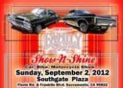 Sac show n shine car show