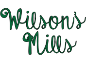 Wilson's Mills Logo