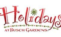 Holidays at Busch Gardens