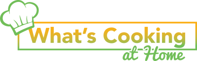 What's Cooking at Home logo