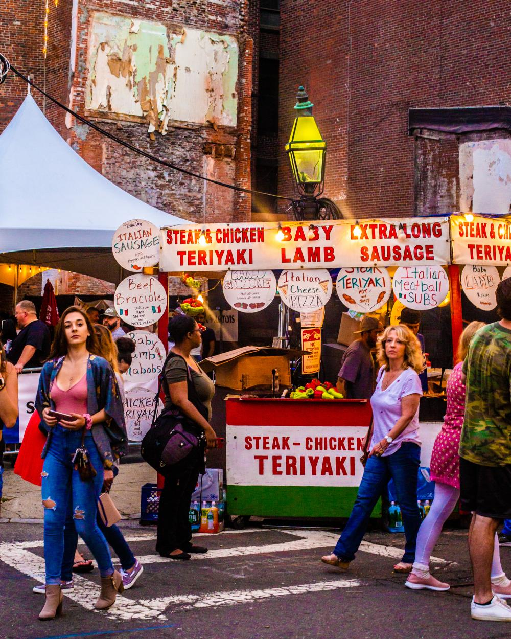 North End Feasts