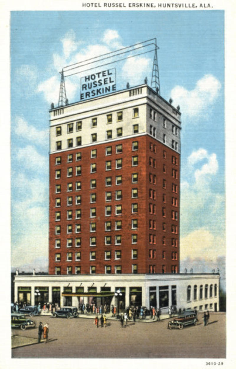 Russell Erskine Hotel