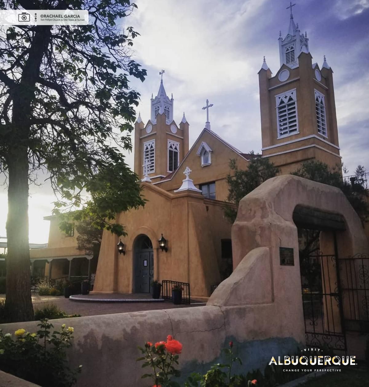 San Felipe Church Old Town