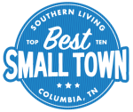 Top Ten Best Small Town by Southern Living
