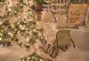 The Snow Queen, part of Lyndhurst's Fairy Tale holiday exhibit