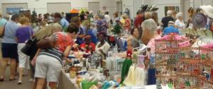 Craft show at the Cultural Center of Charlotte County