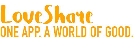 Loveshare Tagline Graphic