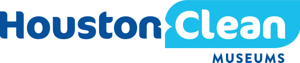 Houston Clean Museums Logo