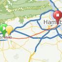 Carlisle to Mechanicsburg, Camp Hill, Lemoyne and Harrisburg