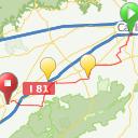 Carlisle to Shippensburg - Option 2