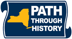 Path through history logo