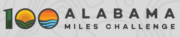 100 alabama miles logo
