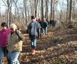 On Thursday, November 8 at 1 p.m. join Hudson Highlands Nature Museum's Environmental Educator Carl Heitmuller for an adult hike at the Wildlife Education Center, 25 Boulevard, Cornwall-on-Hudson.