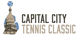 Capital City Tennis Classic logo  TRANSPARENT