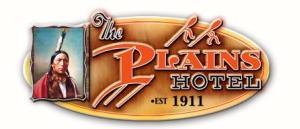 Plains Hotel Logo