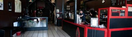 Valhalla Coffee Roaster in Tacoma, Washington