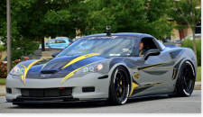 Carlisle Events Corvettes