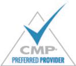 Certified Meeting Provider (CMP) logo