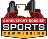 Shreveport-Bossier Sports Commission logo