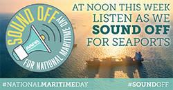 Sound Off Day logo
