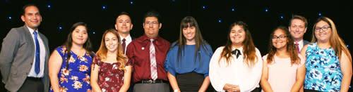Foundation_Scholarship Recipients 2018
