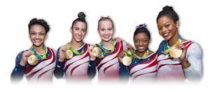 US Olympic Gymnastics Team