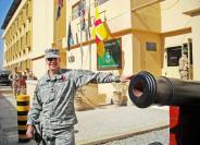 Lt Col Michael McGurty