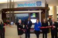 Seattle Southside Visitor Center at Westfield Southcenter Grand Opening Event