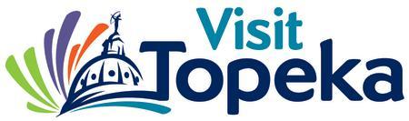 Visit Topeka logo