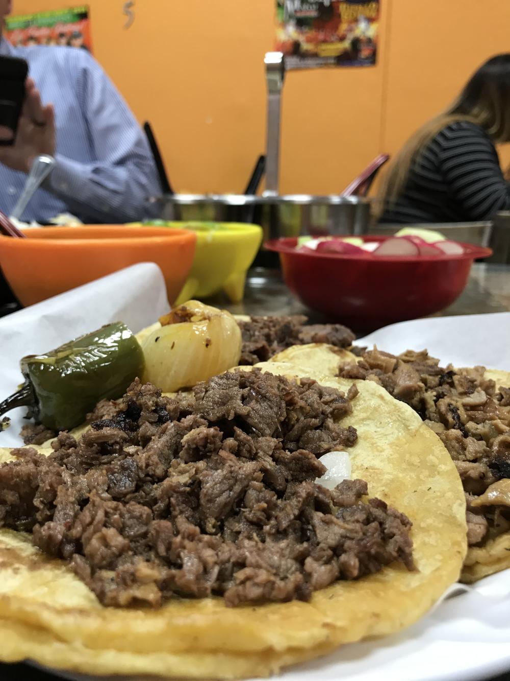 Taco Arandas El Amish