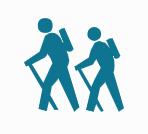 Hiker Logo
