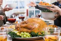 Basil's Kitchen in Tukwila Thanksgiving dinner