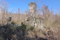 Barn Wall at Camp Michaux