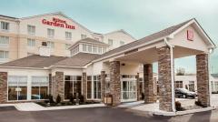 Hilton Garden Inn Exterior
