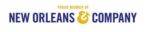 New Orleans & Company Member Logo Horizontal