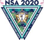NSA 2020 logo