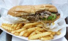 Philly Cheesesteak Bob's Burgers