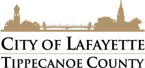 City Lafayette Tippecanoe County logo